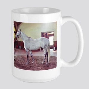 SILVER CHARM Large Mug