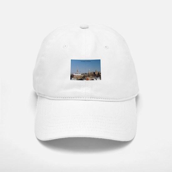 """Oldenburg """"Village of Spires"""" Baseball Baseball Cap"""
