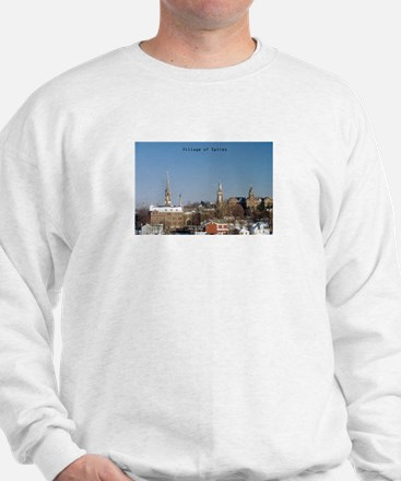 "Oldenburg ""Village of Spires"" Sweatshirt"