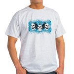 3 Skull Light T-Shirt