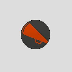 ATOWN MEGAPHONE Mini Button