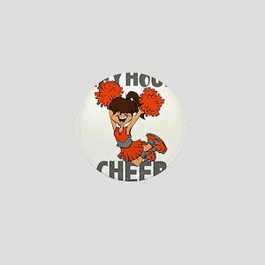 GREYHOUND CHEER (5) Mini Button