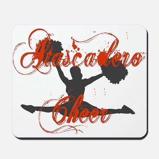 ATASCADERO CHEER (2) Mousepad
