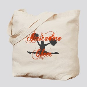 ATASCADERO CHEER (2) Tote Bag