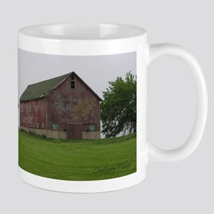 Olde Time Leathery FlakesT Ba Mug