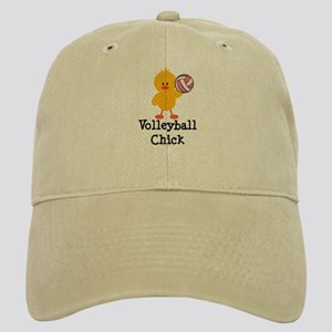 Volleyball Chick Cap