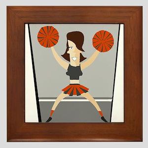 ATOWN CHEER (10) Framed Tile