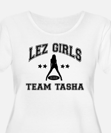Riyah-Li Designs Lez Girls Team Tasha T-Shirt