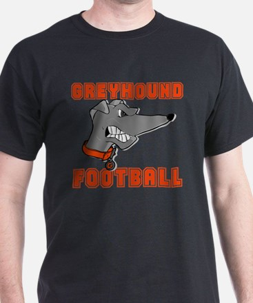 GREYHOUND FOOTBALL (6) T-Shirt