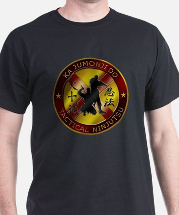 Ka Jumonji Do Tactical Ninjutsu T-Shirt