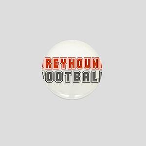 GREYHOUND FOOTBALL (3) Mini Button