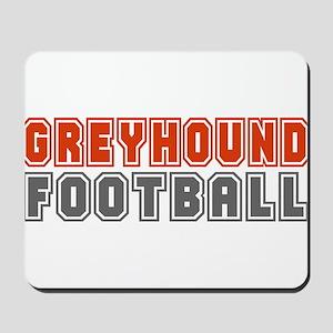 GREYHOUND FOOTBALL (3) Mousepad
