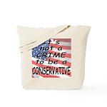 No Crime Tote Bag