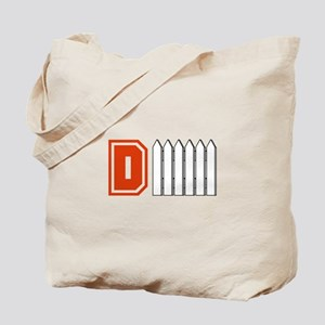 D FENCE Tote Bag
