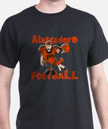 ATASCADERO FOOTBALL (2) T-Shirt