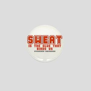 SWEAT Mini Button