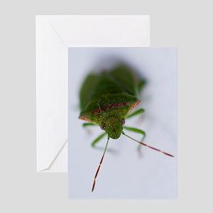 Stink Eye Greeting Card