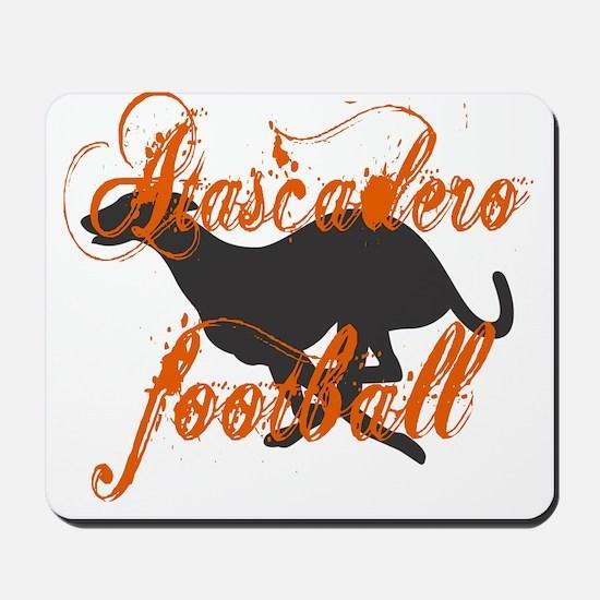 ATASCADERO FOOTBALL (7) Mousepad