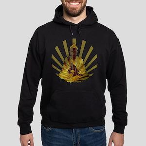 Riyah-Li Designs Vintage Buddha Hoodie (dark)