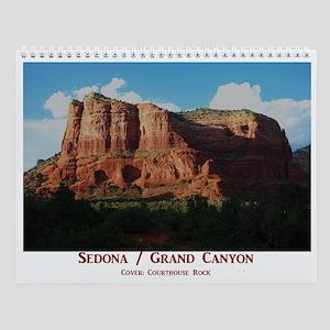 Sedona / Grand Canyon Wall Calendar