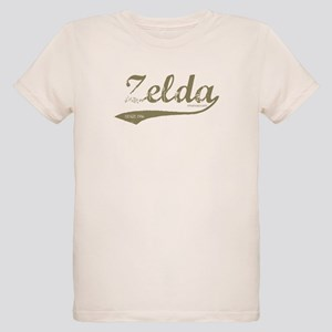 Zelda Old Style Scrip T-Shirt