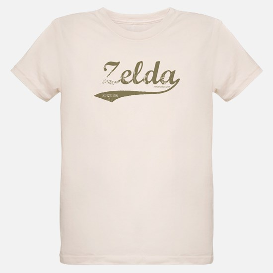 Zelda Old Style Scrip T-Shirt