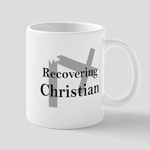 Recovering Christian Mug