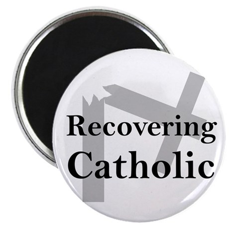 Recovering Catholic Magnet