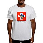 Alpine flowers Ash Grey T-Shirt