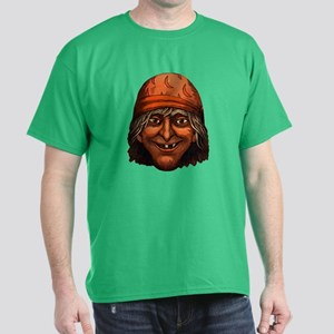 Vintage Gypsy Witch Dark T-Shirt