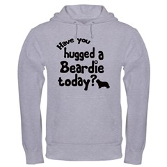Hug A Beardie Hoodie