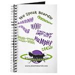 We Speak Beardies Journal