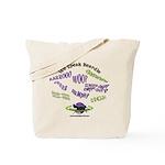 We Speak Beardies Tote Bag