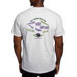 We Speak Beardies Light T-Shirt