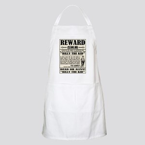 Billy the Kid BBQ Apron