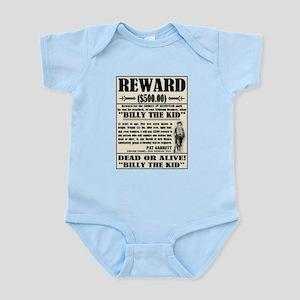 Billy the Kid Infant Bodysuit