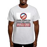 Seven CIA Directors Light T-Shirt