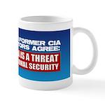 Seven CIA Directors Mug