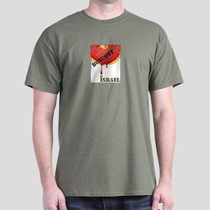 Boycott Israel Dark T-Shirt