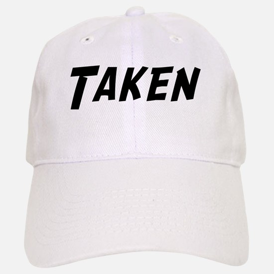 Taken Baseball Baseball Cap