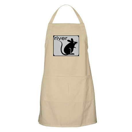 RIVER RAT BBQ Apron