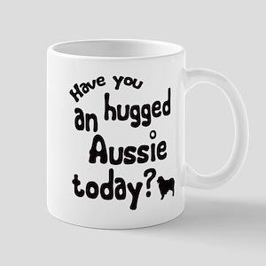 Hug an Aussie Mug
