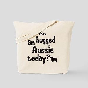 Hug an Aussie Tote Bag