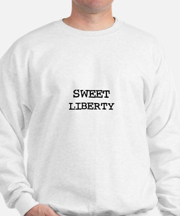 Sweet Liberty Sweatshirt
