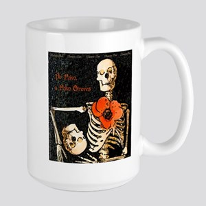 Dust-to-Dust Large Mug