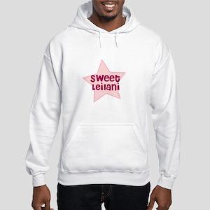 Sweet Leilani Hooded Sweatshirt