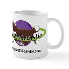 PlanetBeardie Brown Beardie L Mug