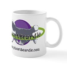 PlanetBeardie Blue Beardie Lo Mug