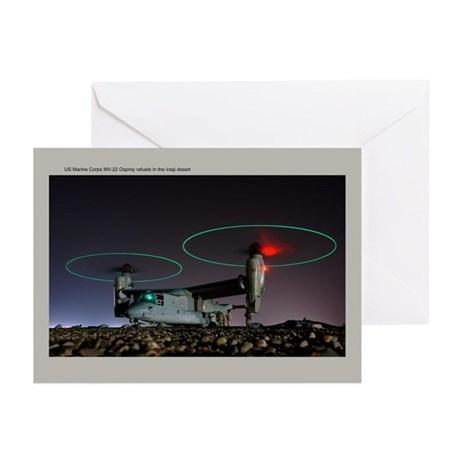 MV-22 Osprey Greeting Cards (Pk of 10)