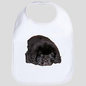 Newfoundland Puppy Dog Bib